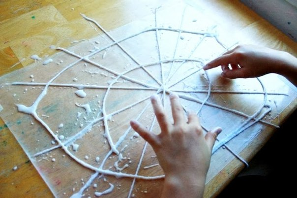 Паутина на хэллоуин своими руками +50 фото примеров изготовления