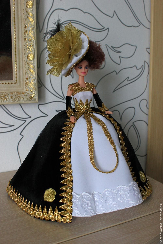 Кукла-шкатулка своими руками: мастер-класс для начинающих мастериц