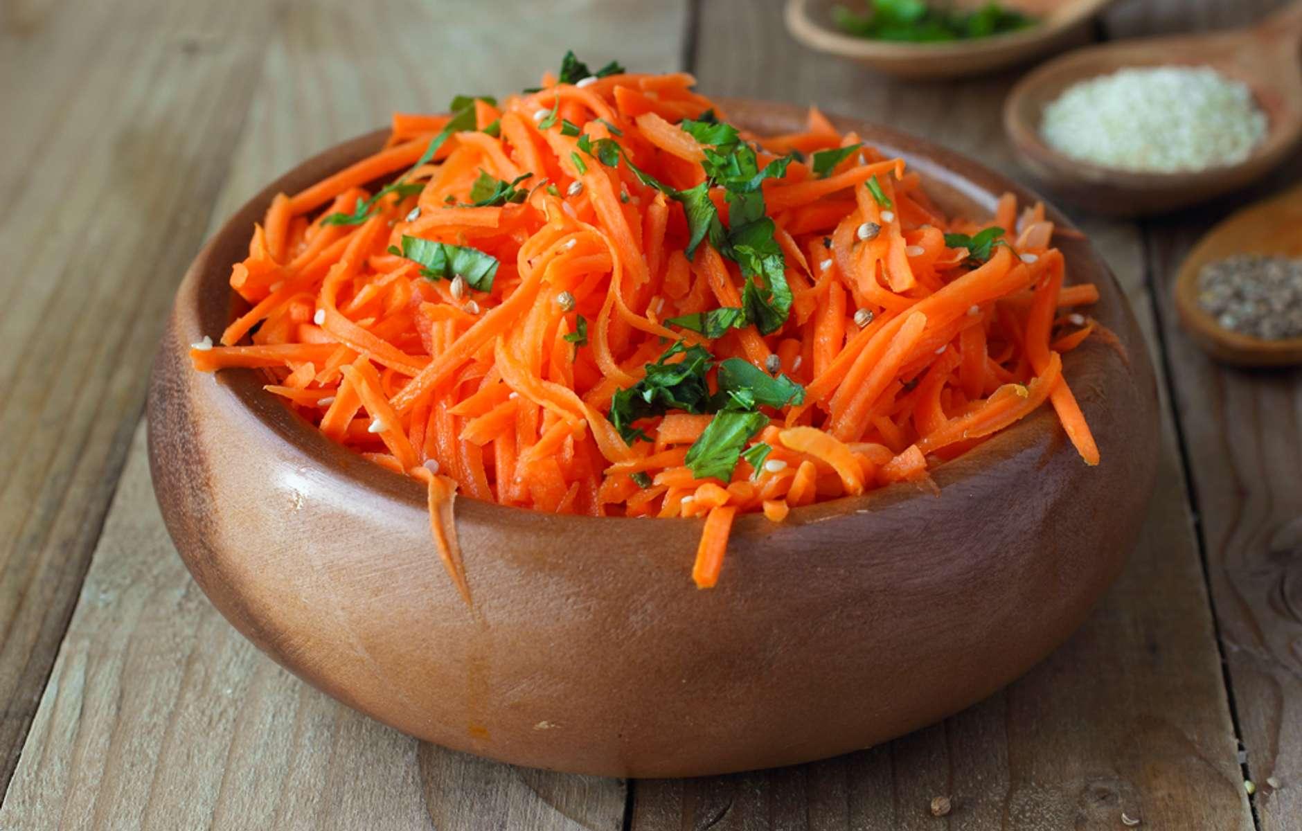 Маринованная морковь на поварёнок.ру
