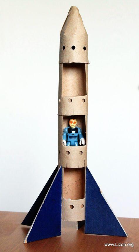 Hand made ракетой по противнику
