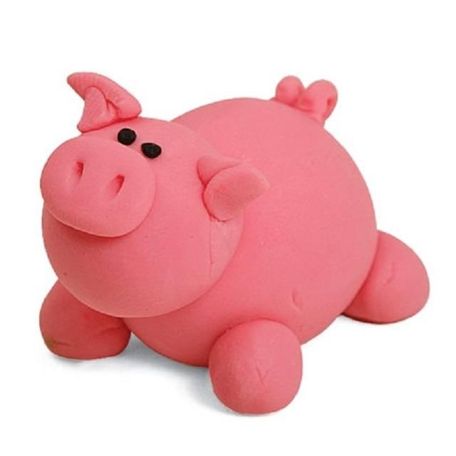 Свинья своими руками: 15 способов как сделать свинью - символ 2019 года