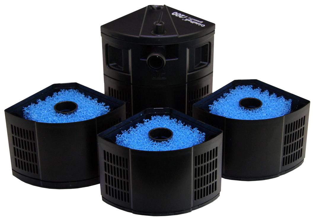 Фильтр для маленького аквариума - подводный мир