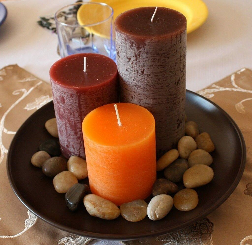 Как изготовить свечу с эфирными маслами