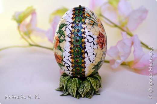 Интересные идеи для декорации пасхальных яиц