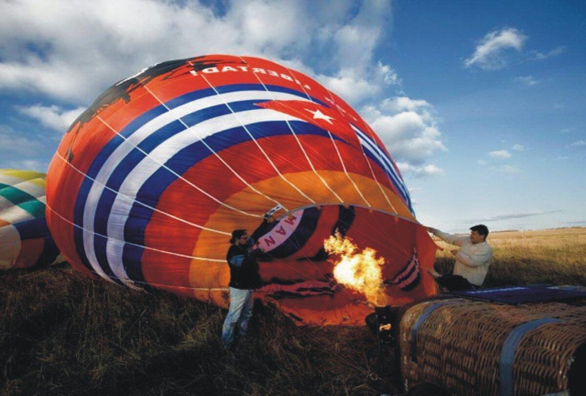 На какую высоту может подняться воздушный шар? - «как и почему»