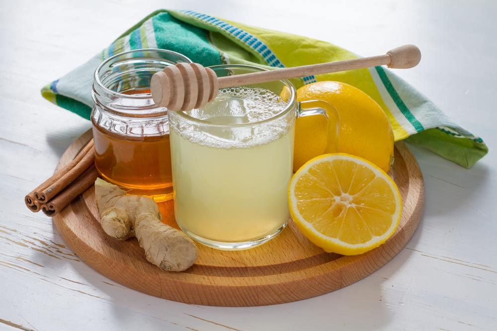 Мед с лимоном: полезные свойства и противопоказания