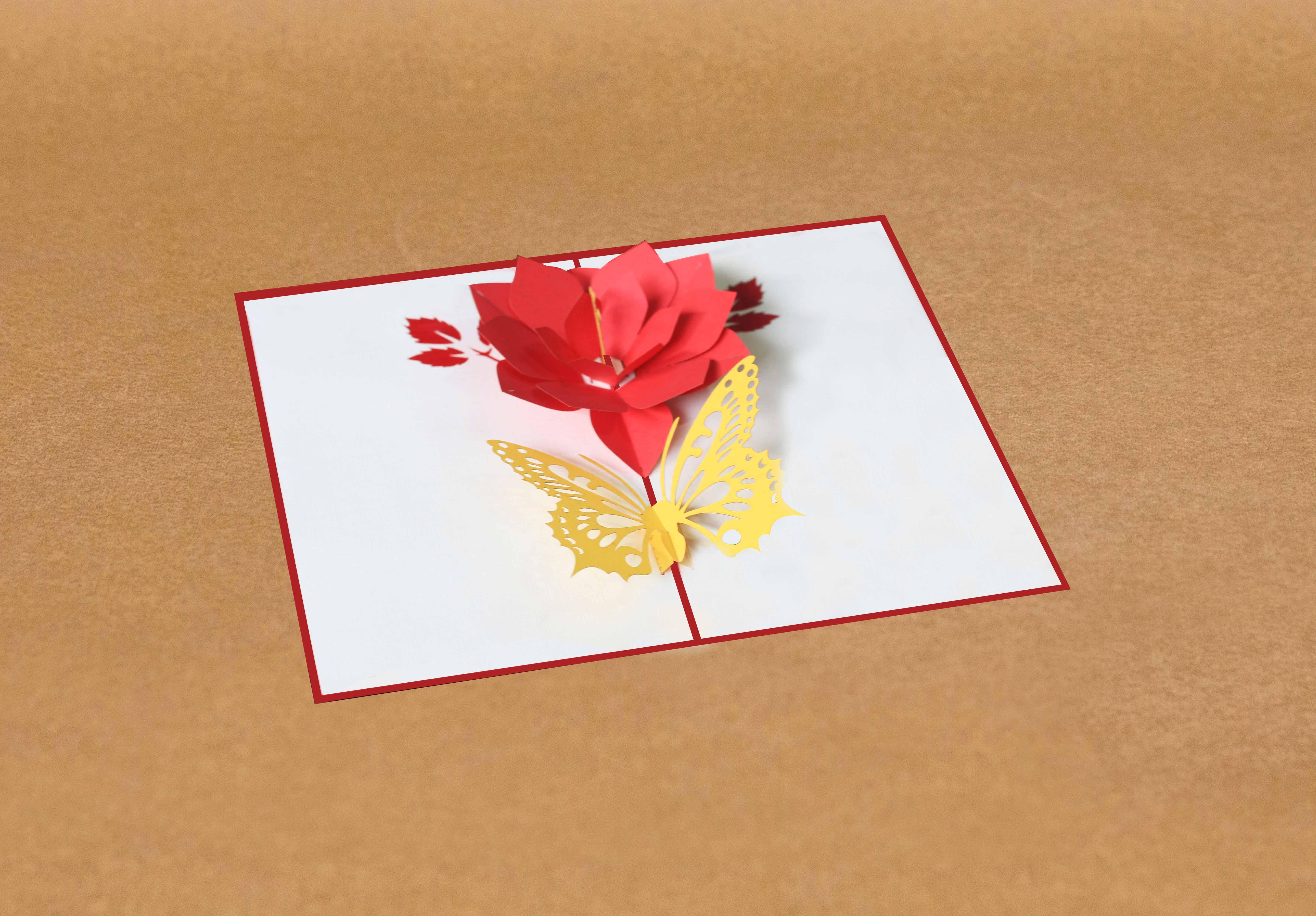 Как сделать своими руками открытку на день рождения