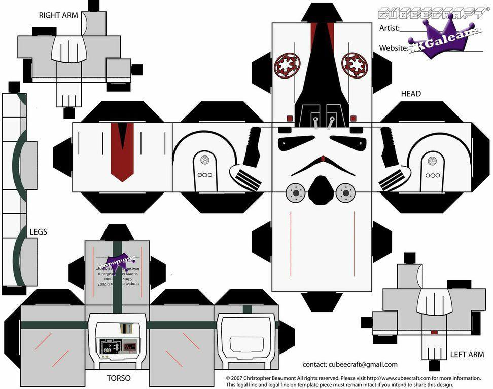 Поделки роботов трансформеров из картона и бумаги