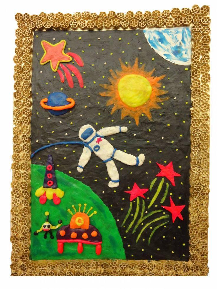 Ракета из бумаги и картона для детей: как сделать своими руками поделку ракету
