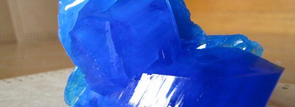 Как вырастить кристалл из медного купороса в домашних условиях