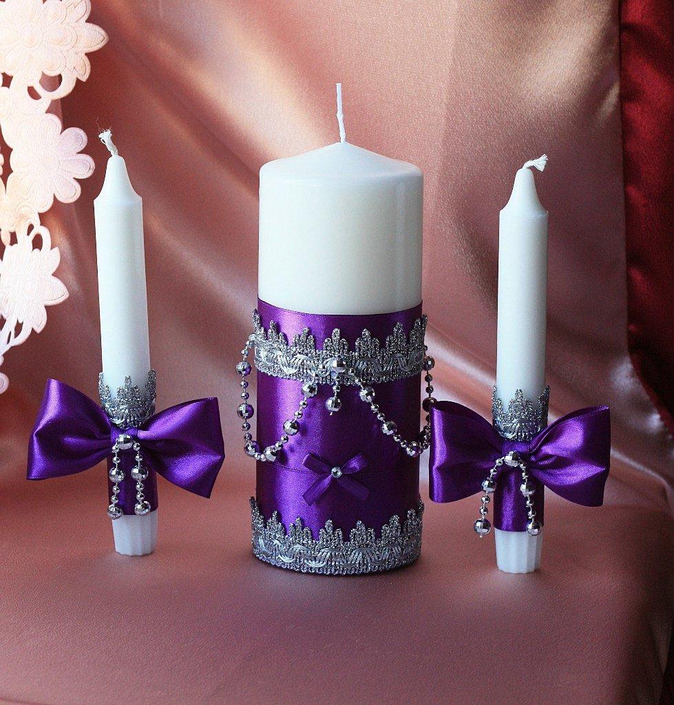 Изготовление и декорирование свечей своими руками