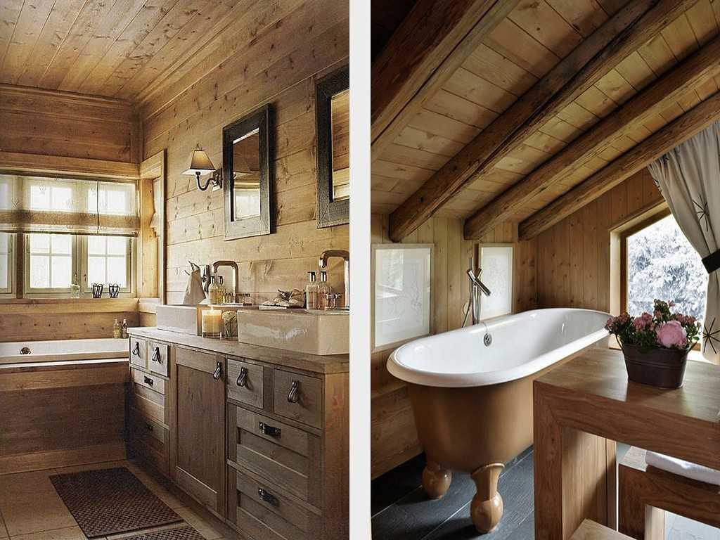 Санузел в частном загородном деревянном доме своими руками: устройство и отделка санузла в деревянном доме