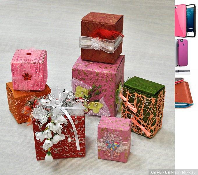 Как красиво упаковать подарок — коробочка идей и мастер-классов