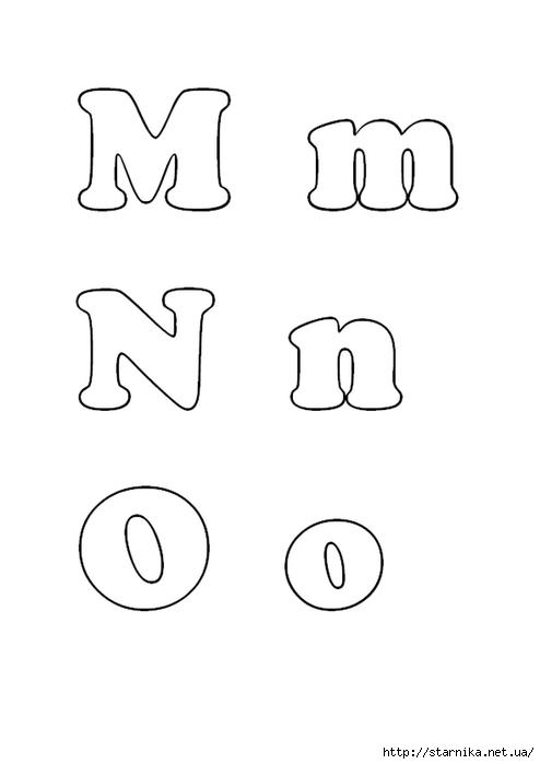 Буквы из фетра своими руками, фото, инструкция, выкройки