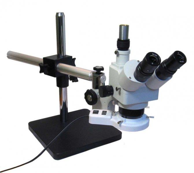 Микроскоп без линз.