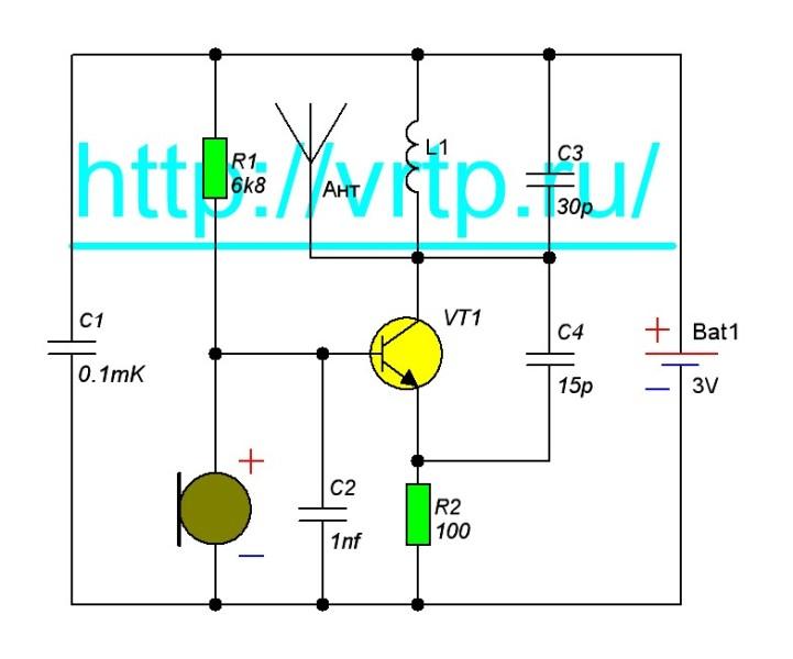Fm микро передатчик для ноутбука или звуковой карты компьютера. (usb fm tx трансмиттер)