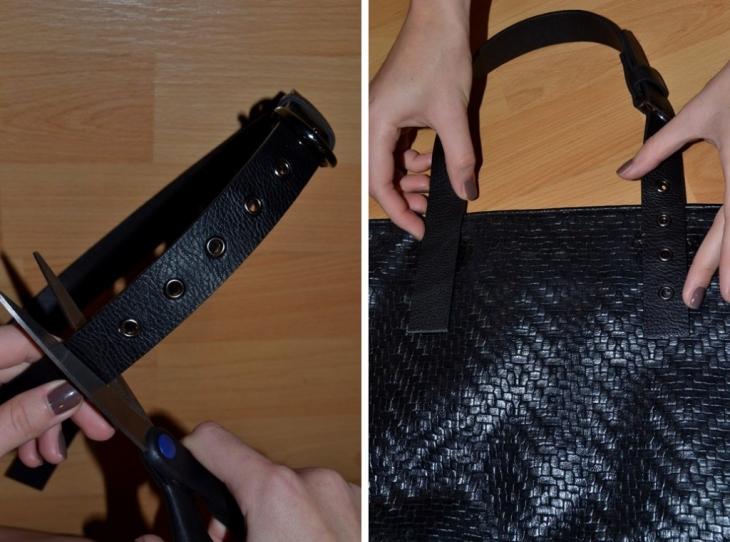 Как отремонтировать ручки у сумки: пошаговая инструкция своими руками