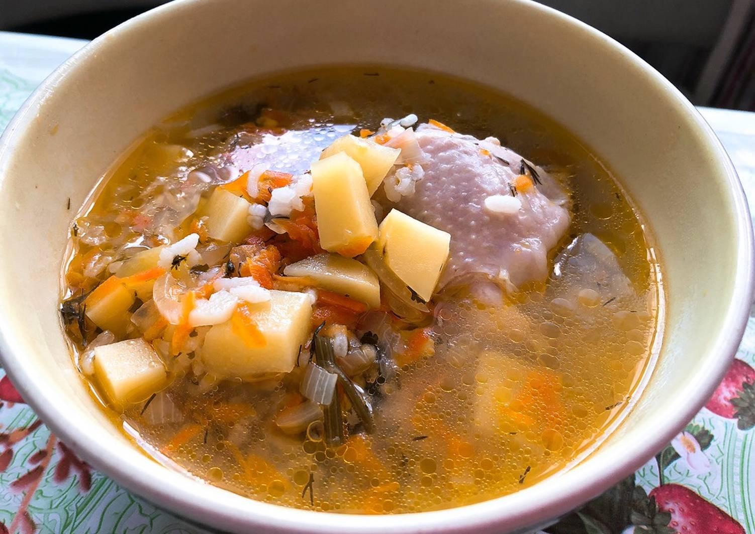Куриный суп с лапшой в мультиварке / куриные супы / tvcook: пошаговые рецепты с фото