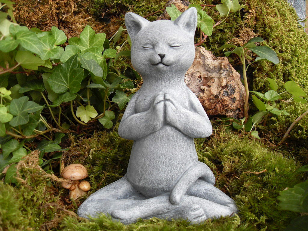 Как сделать садовые скульптуры из бетона своими руками + фото и видео