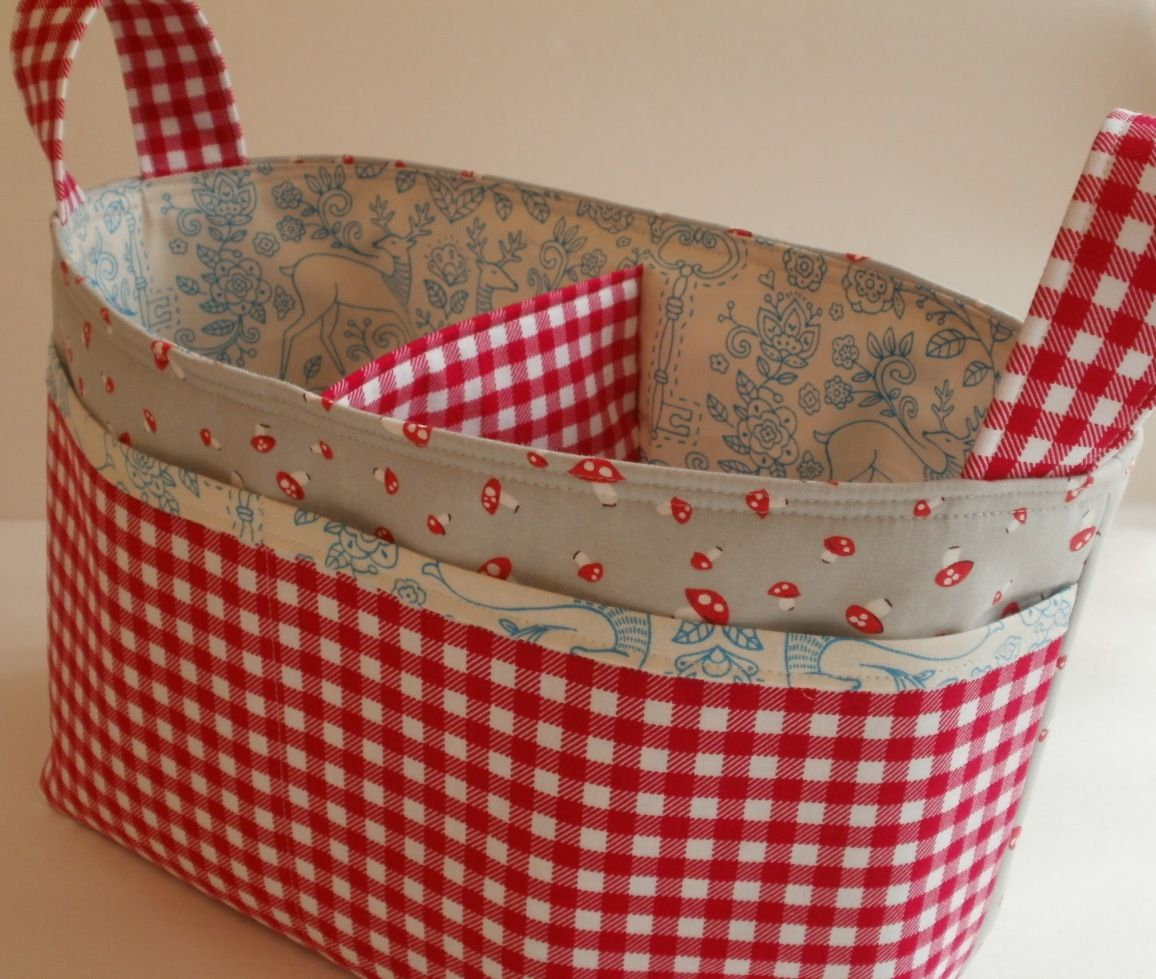 ✂ корзинка для рукоделия своими руками: варианты и изготовление