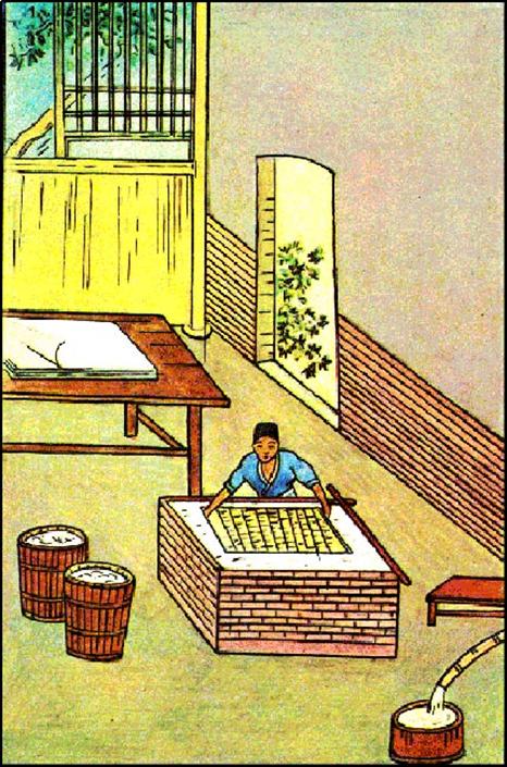 Бумага своими руками | страна мастеров