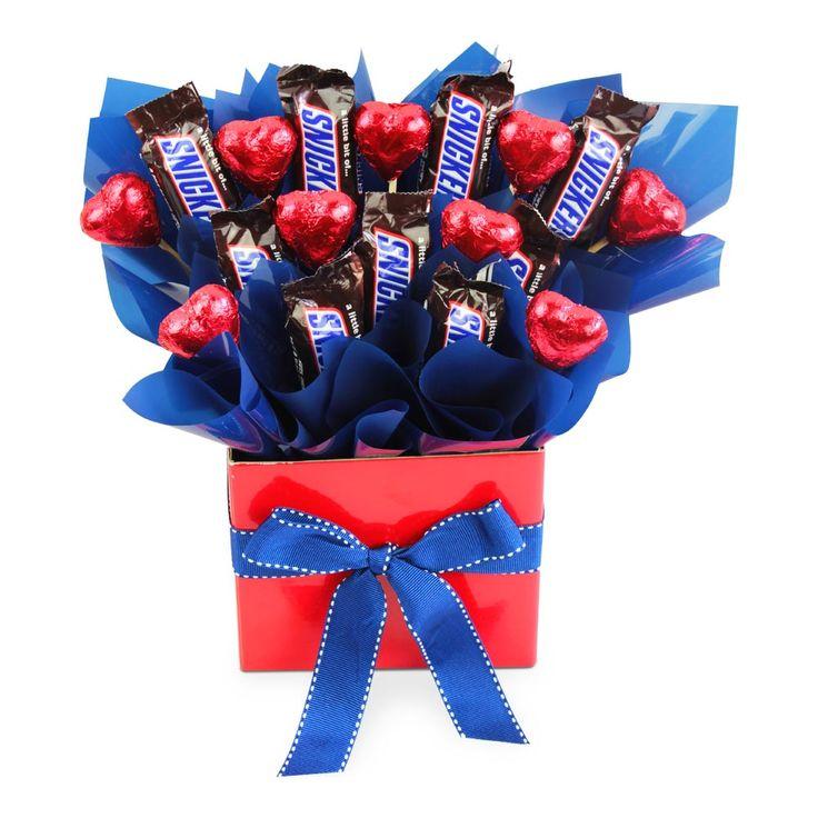 Мастерим яркие и красивые букеты из конфет: 15 пошаговых мастер-классов