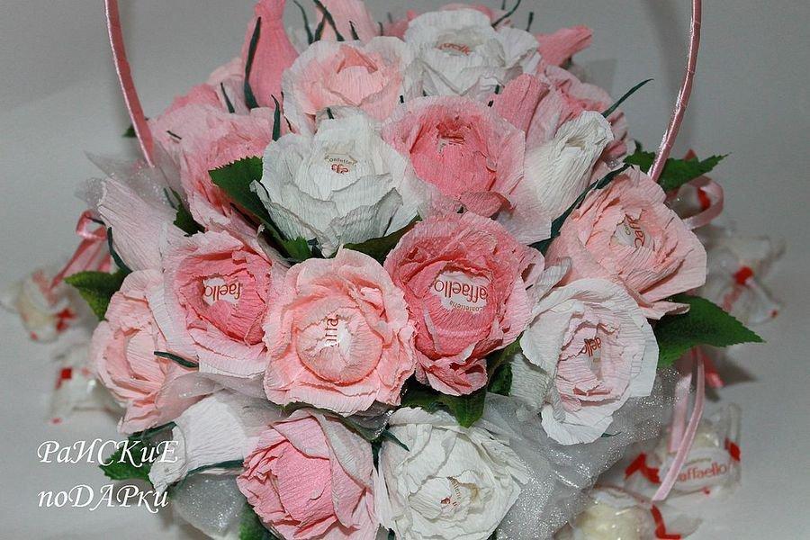 Топ 16 способов сделать цветы из гофрированной бумаги своими руками