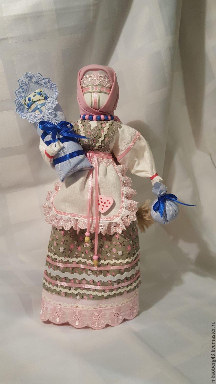 Мастер — класс для педагогов «изготовление куклы-оберега «кормилка» (обучение изготовлению тряпичных кукол) методическая разработка на тему