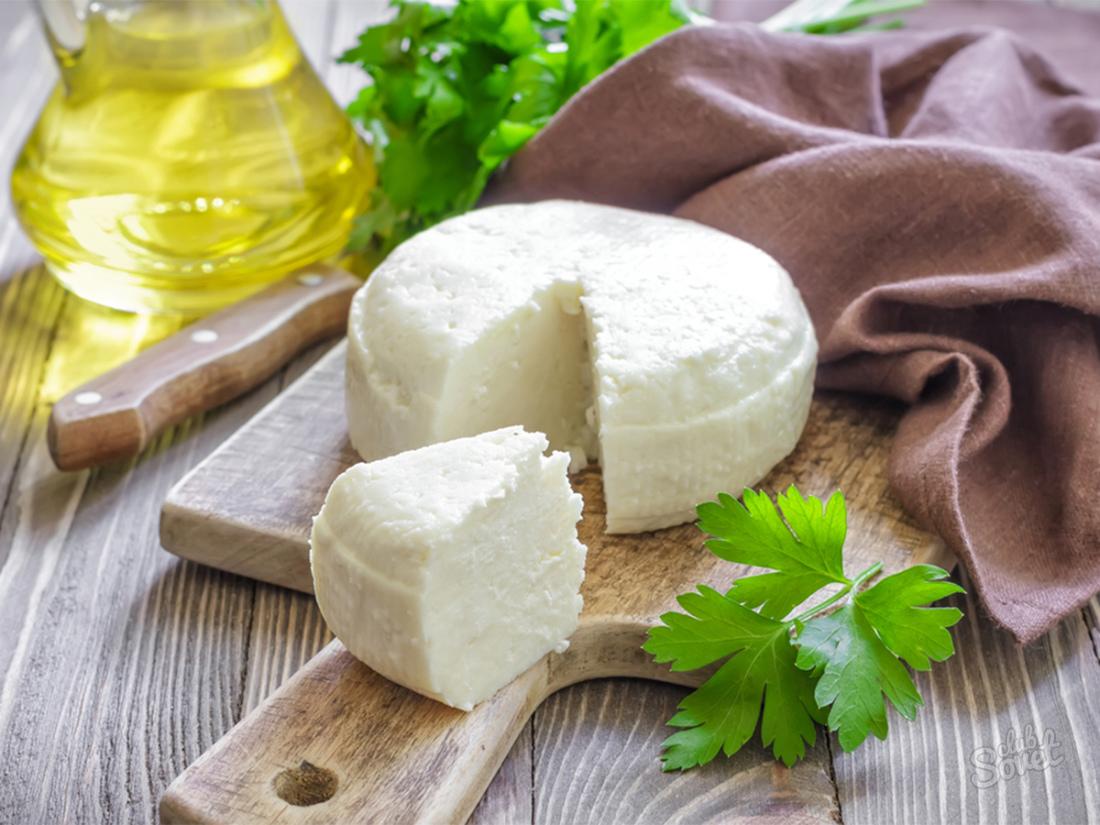 Брынза в домашних условиях из коровьего молока рецепт ?