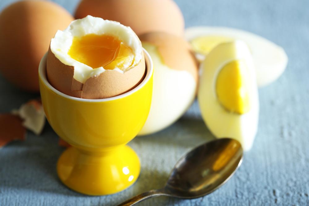 Пошаговый рецепт приготовления яиц в мешочек