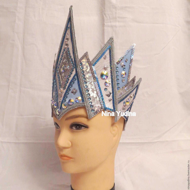 """Как сделать корону для снежной королевы - ооо """"яргео"""""""