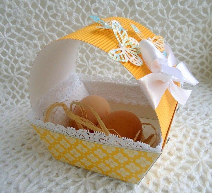 Поделки к пасхе: корзинки и подставки для пасхальных яиц | материнство - беременность, роды, питание, воспитание
