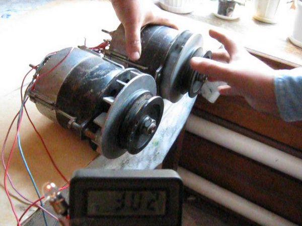 Электрогенератор своими руками в домашних условиях: видео + инструкция