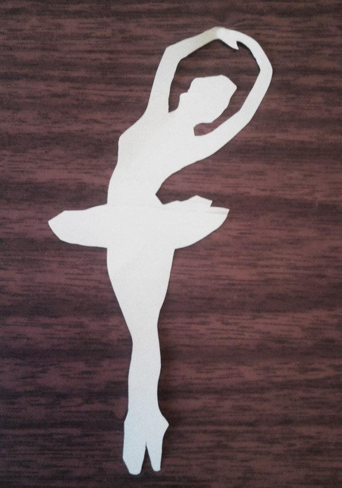 Балерина из салфеток и проволоки своими руками: мастер-класс с фото