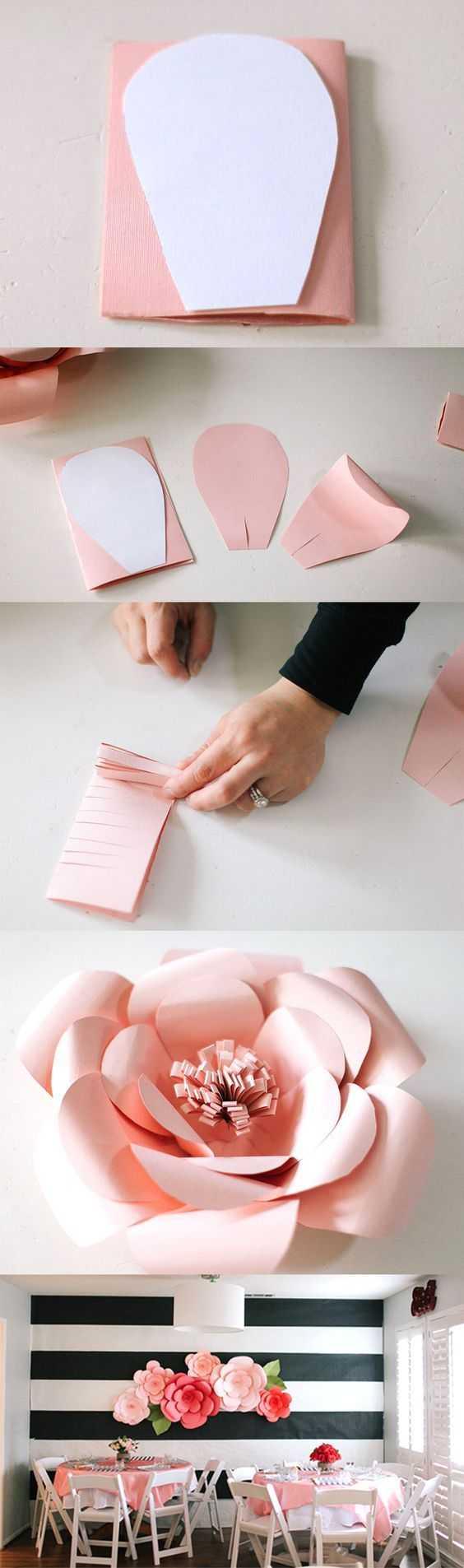 Поделки из гофрированной бумаги своими руками