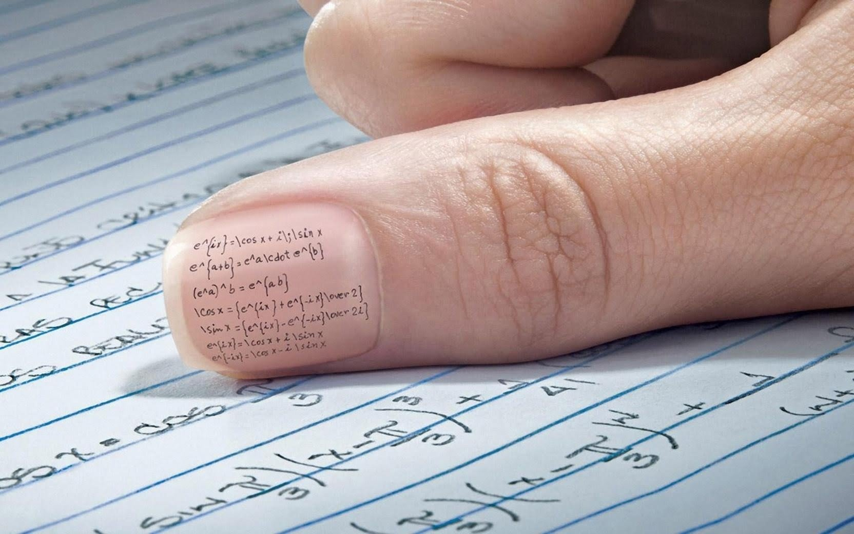 Как списать на егэ: хитрости для тех, кто не успел подготовиться к единому экзамену