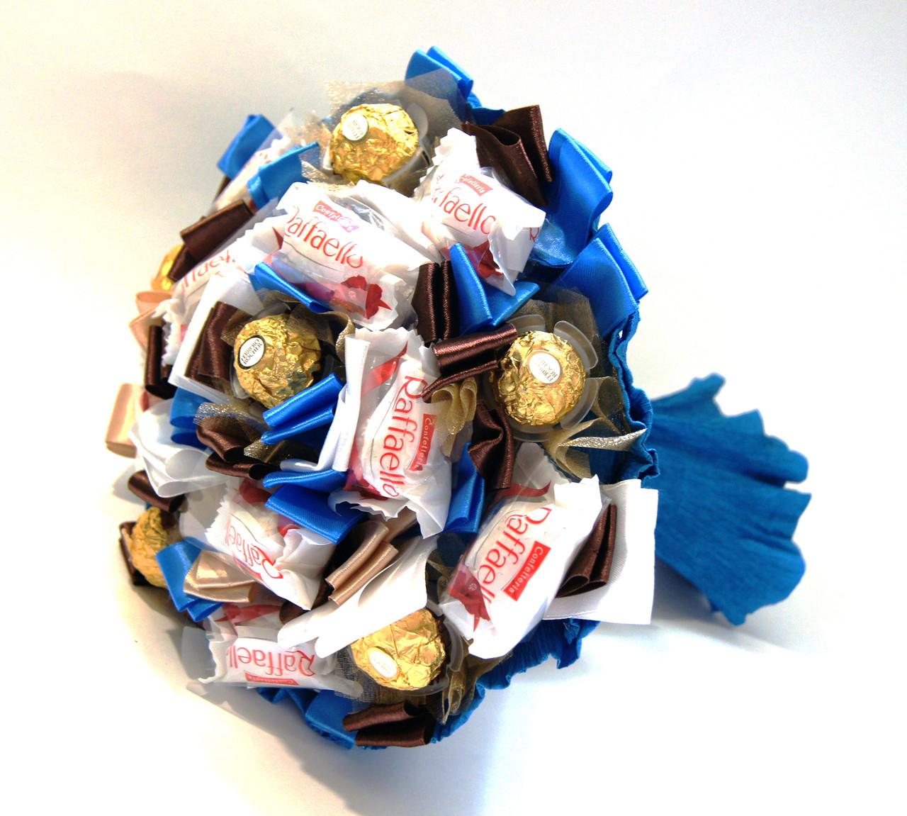 Букет из конфет своими руками — красивые и оригинальные идеи букетов для подарка (фото и видео в обзоре)