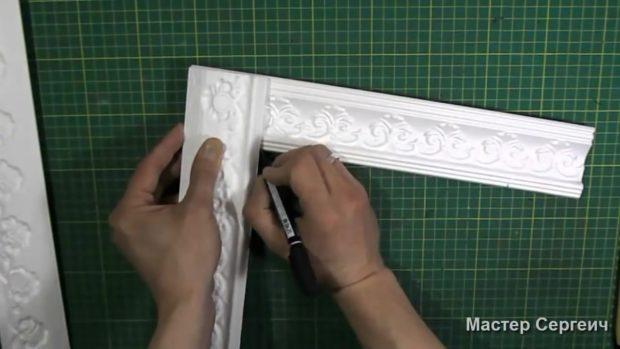 Варианты изготовления фоторамок своими руками