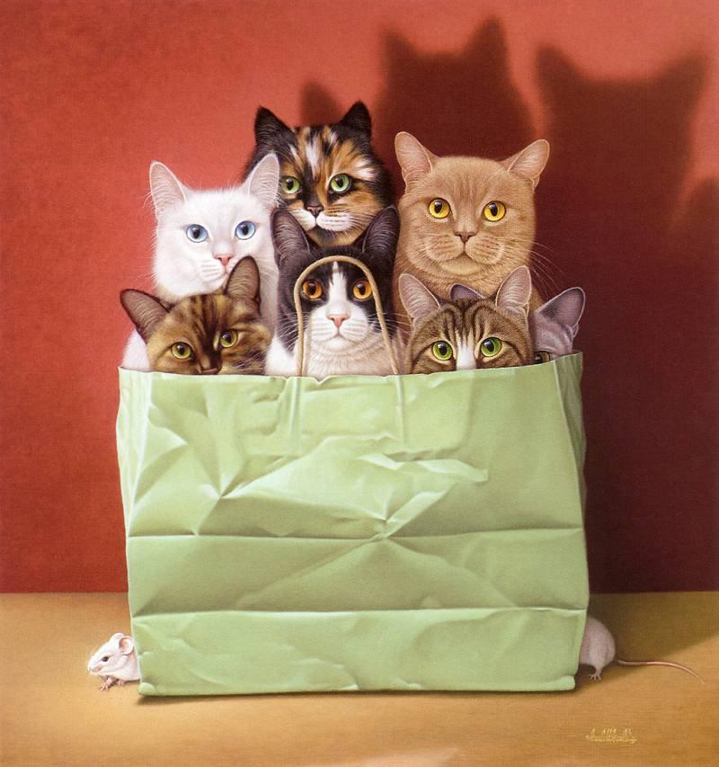 Открытка своими руками кот – двигающиеся открытки своими руками – лев, обезьяна, кот и собака. поделки для детей / поделки и аппликации для детей / клуклу. рукоделие – всё о детях – беременность, воспитание, уроки для детей
