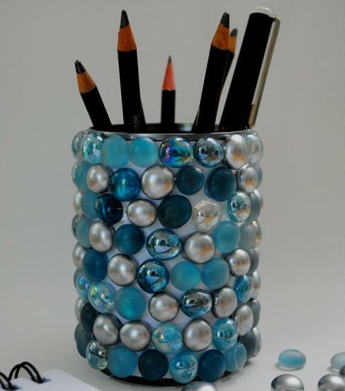 Сделать карандашницу своими руками из пластиковой бутылки. карандашница из пластиковой бутылки