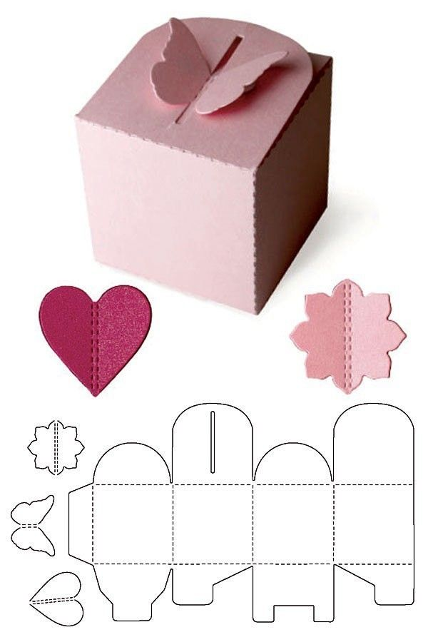 Коробка из картона своими руками: пошаговая инструкция как сделать подарочную коробку просто и быстро (120 фото)