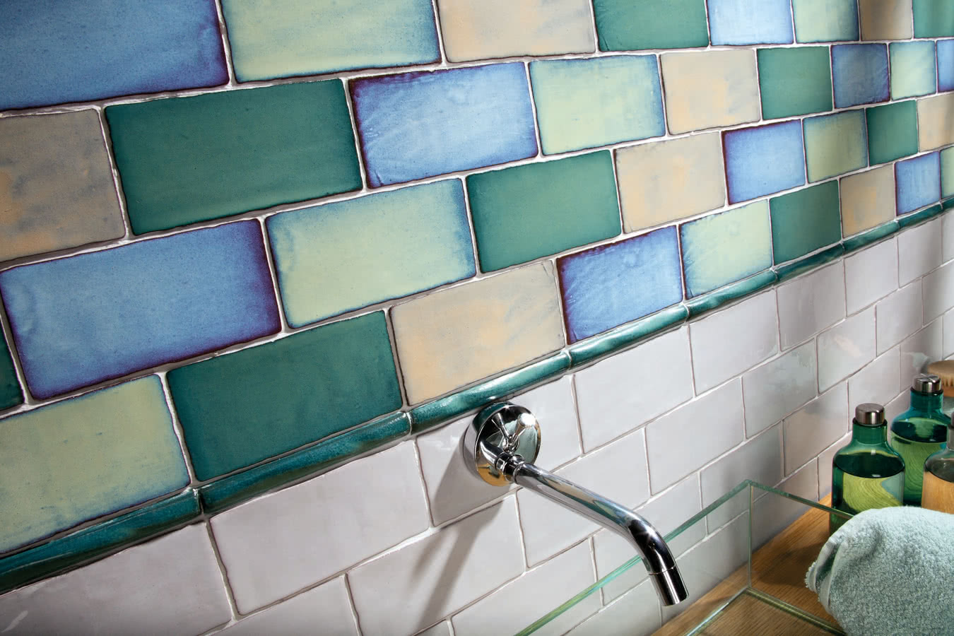 Отделка ванной комнаты плиткой (фото) – дизайн ванной облицованной кафелем