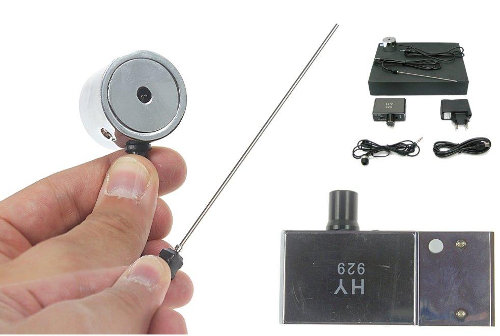 Жучки для прослушки. как сделать простой жучок для прослушки своими руками. | интересные факты