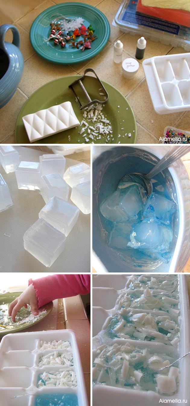 Как сварить натуральное домашнее мыло: инструкция для начинающих - лайфхакер