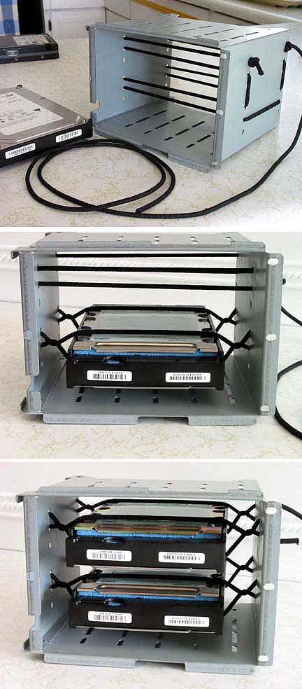 Шумит и трещит жесткий диск при нагрузке. что можно сделать?