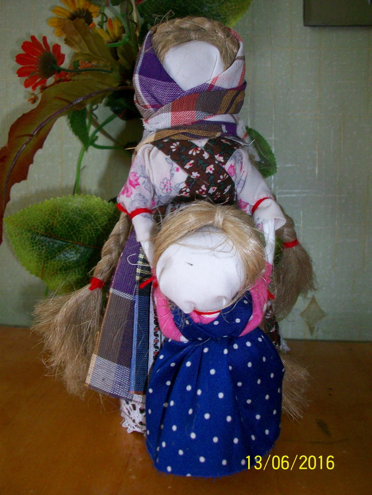✅ тряпичная кукла алина - eco-podarki.ru