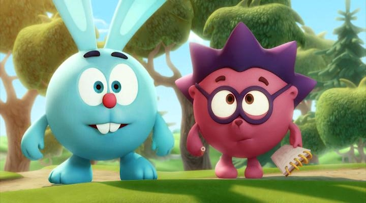 Мультфильм смешарики все новые серии подряд онлайн бесплатно смотреть без остановки