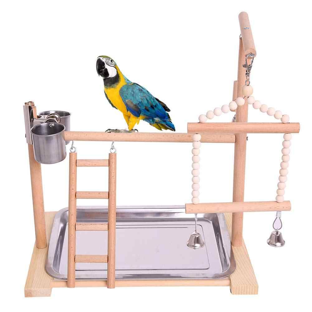 Игрушки для попугаев своими руками, качели, тренажер, лесенка / игрушки своими руками, выкройки, видео, мк