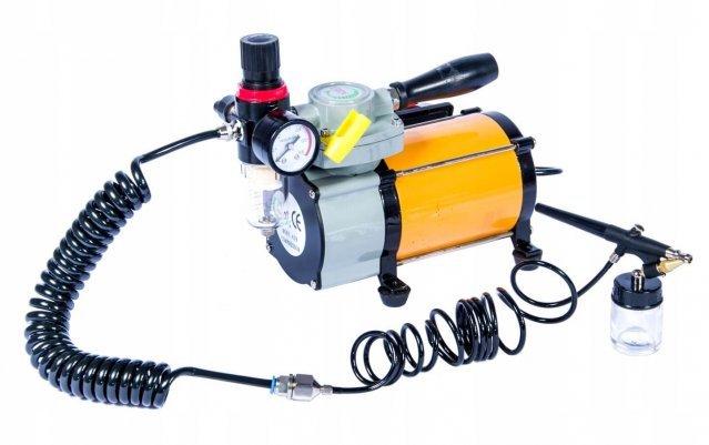 Инструкция по изготовлению самодельного компрессора для аэрографа
