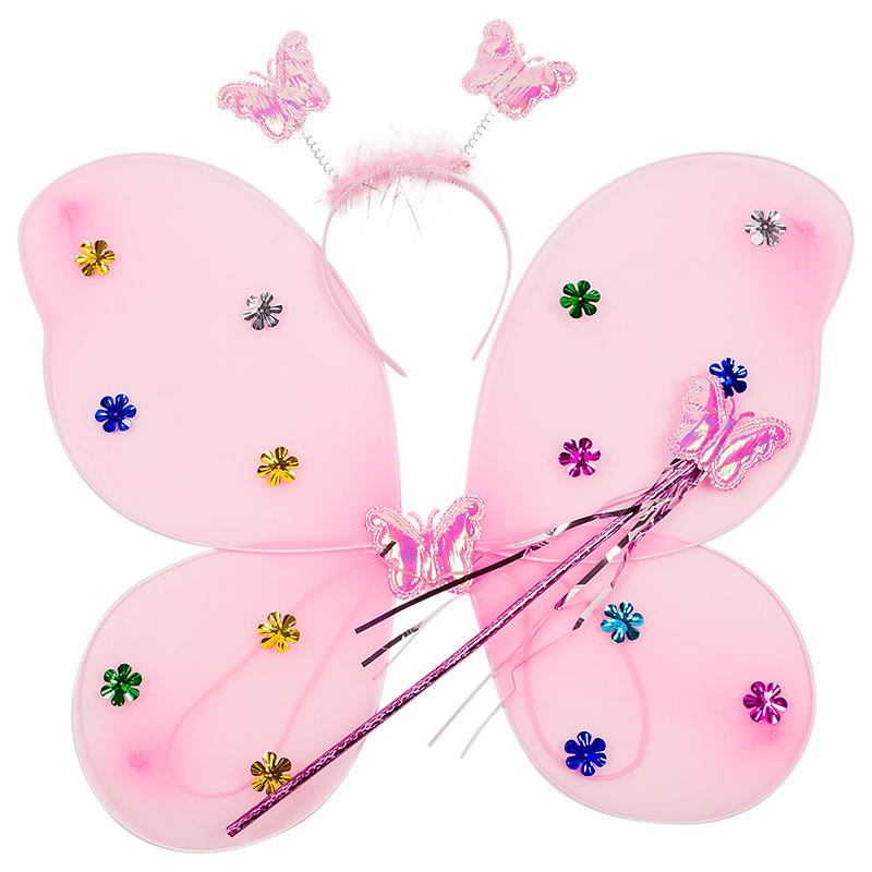 Забавный наборчик с бабочками для модниц